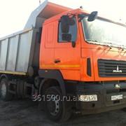 Самосвал МАЗ-6501В9-8430-000 г/п 20 т, 20 куб.м, разгрузка задняя фото