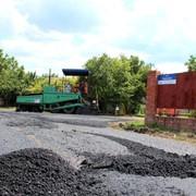 Асфальтирование дачного участка, дорожек, придомовых территорий Московской области фото