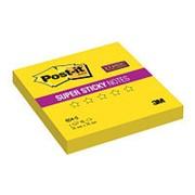 Блок-кубик Post-it Super Sticky 654-S 76х76 желтый,90л фото
