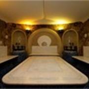 Бани, сауны. Сауна, баня. Турецкая баня. фото