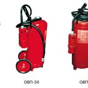 Огнетушитель воздушно-пенный марка ОВП-8(з) фото