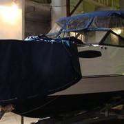 Чехлы и тенты на катера, лодки фото