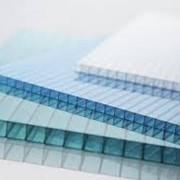 Листы поликарбонатные прозрачные фото