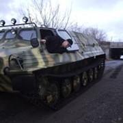 Тягач транспортер ГТ-ТБ фото