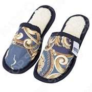 Тапочки домашние Dormeo Versace фото