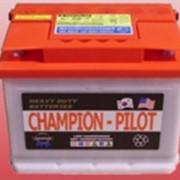 Аккумуляторы «Чемпион Пилот» фото