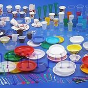 Одноразовая посуда фото