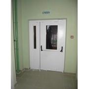 Двери с остеклением фото
