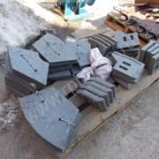 Броня БСУ бетоносмесителя JS1000 фото