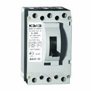 Автоматический выключатель ВА57Ф35 31,5А ручной