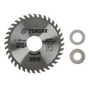 Диск пильный по дереву TUNDRA 250 х 32 х 48 зубьев + кольцо 20/32 и 16/32 /50/ фото