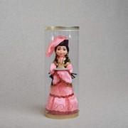 Кукла Татарка розовая фото