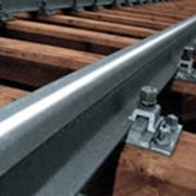 Поставка материалов верхнего строения пути (МВСП) фото