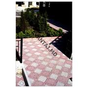 Тротуарная плитка, арт. 28 фото