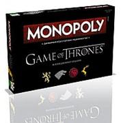 Настольная игра Hasbro Gaming 38001 Монополия «Игра Престолов» 38001 фото