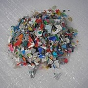 Дробленка полиэтилена и полипропилена фото