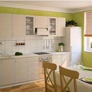Кухня с фасадом софтформинг - Северный Атлант фото