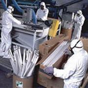 Утилизация отходов, загрязненных нефтепродуктами фото