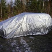 Чехол тент /7,00*5,00 на автомобиль Среднеразмерный внедорожник типа: Hyundai Santa Fe фото