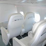 Проектирование элементов интерьера самолетов фото