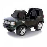 Электромобиль детский Jetem Land Rover Discovery 4 фото