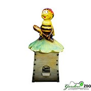 Фигура Пчела на улье фото