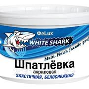 Шпатлёвка акриловая WHAITE SHARK 7кг фото