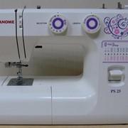 Машины бытовые швейные Швейная машина JANOME PS-25 (19 строчек, петля автомат, регуляторы длины стежка и ширины зигзага) фото