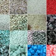 Полипропиленовые гранулы фото