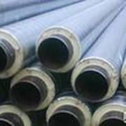 Труба электросварная изолированная ф 108х4 мм ГОСТ 10705-80 ВУС фото