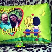 Подушка фото