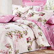 Комплект постельного белья Сатин де-люкс полуторный Джонатан фото