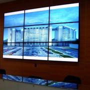 Видеостены. Экраны и табло электронные фото