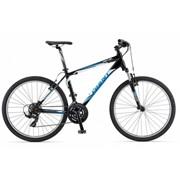 Велосипед Giant Revel3 2014 black/blue фото