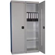 Шкаф металлический архивный ШХА-100 фото