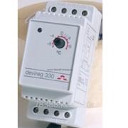 Терморегулятор Devireg 330 (-10 +10) (14 0F0/1 070) фото