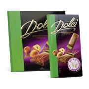 Шоколад в ригелях AMOUR-Dolci молочный с фундуком фото