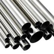 Труба стальная водогазопроводная оцинкованная ГОСТ 3262 фото