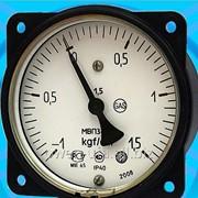 Мановакуумметр с осевым расположением штуцера диаметр корпуса 100 мм МП3-У ОШ, ВП3-У ОШ, МВП3-У ОШ