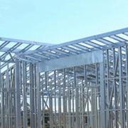 Проектирование и строительство быстровозводимых общественных зданий и сооружений, с использованием термопрофилей и ЛСТК. фото