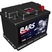 Аккумуляторная батарея 6СТ - 75 АПЗ Bars Silver фото