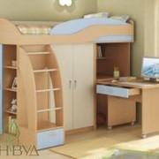 Мебель для детской и молодежной комнаты фото