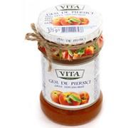 Персиковый джем Vita фото