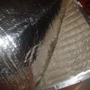 Материал базальтовый огнезащитный рулонный ( МБОР ) фото