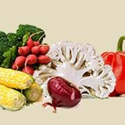 Торговля овощами фото