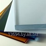Поликарбонат монолитный Novattro, прозрачный 4мм фото