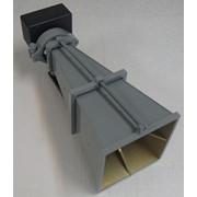 Антенна измерительная рупорная П6-126 фото