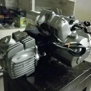 Двигатель 4-х тактный полуавтомат 125сс фото