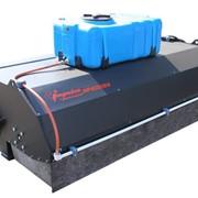 Щетка дорожная коммунальная Impulse SP1850BS с бункером и системой орошения фото