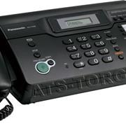 Аппарат факсимильный Panasonic KX-FT938 RU фото